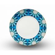 Набор закусочных тарелок «Изуми» на 6 персон