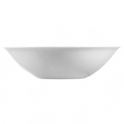 Салатник «Эвридэй», стекло, D=165,H=45мм, белый