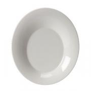 Салатник «Монако Вайт», фарфор, L=23,B=20см, белый