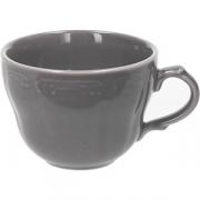 Чашка чайная «В. Виена Шарм» фарфор; 205мл; серый