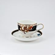 Набор 6 чайных пар 250мл «Сказочный цветок»