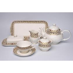Сервиз чайный на 6 персон, 17 предметов. «Глория Делайт»