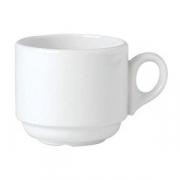 Чашка чайная «Симплисити Вайт»
