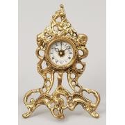 Часы мал. золотистый 21х15 см.