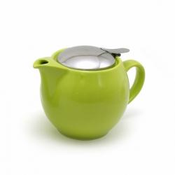 Чайник с ситечком 450мл цвет: Салатовый