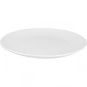Тарелка без борта «Коллаж» D=200, H=22мм; белый