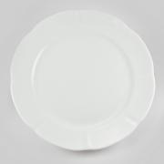 Набор 6 тарелок десертных 24см «White»