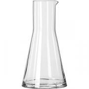 Графин «Коника», хр.стекло, 1л, D=13,H=24.5см, прозр.