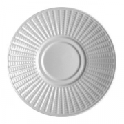 Блюдце «Уиллоу» D=11.7см; белый