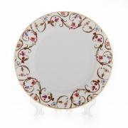 Набор тарелок 25 см. 6 шт. «Карин 027»