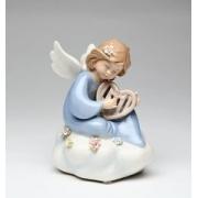 Статуэтка 14,6 см Ангел с лирой