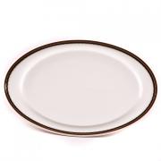 Блюдо овальное 20*36 см «Кассие»