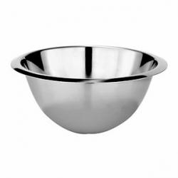 Салатник-полусфера 20см,2л, нерж. сталь