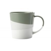 Кружка Ньюпорт (зелёная) без инд.упаковки