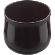 Чашка чайная D=70, H=69мм; черный