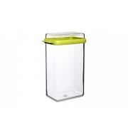 Контейнер для хранения продуктов «Стора» (Stora) Rosti Mepal 2 л. 15,1 x 6,9 x 23см (2л.) (салатовый)