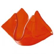 Подсвечник «Флауа» 10*10см оранжевый