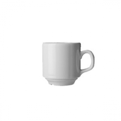 Чашка коф «Сара» 120мл фарфор