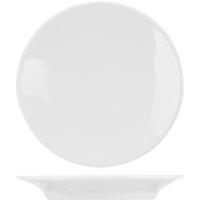 Тарелка мелкая «Универсал» D=10см; белый