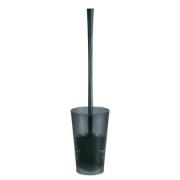 Щетка для туалета RIO Koziol 104 х 104 х 460мм (прозрачный антрацит )