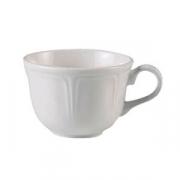 Чашка чайная «Торино вайт», фарфор, 227мл, белый