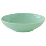 Тарелка суповая (мятный) Interiors без индивидуальной упаковки