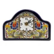 Часы настольные 13 см круглые