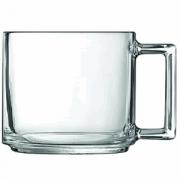 Кружка «Фитнес» стекло; 500мл; прозр.