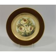 Тарелка декоративная д=32см «Розы Венето»