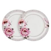 Набор из 2-х обеденных тарелок Симфония