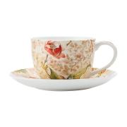 Чашка с блюдцем Консерватория в подарочной упаковке
