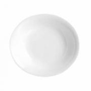 Тарелка для супа «Эмбасси вайт», фарфор, D=17см