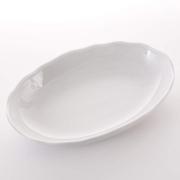 Салатник овальный «Рококо Ресторанный» 23 см