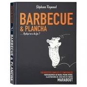 Книга (на франц.) «Barbecue et plancha»