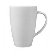 Чашка чайная «Монако Вайт»; фарфор; 285мл; белый
