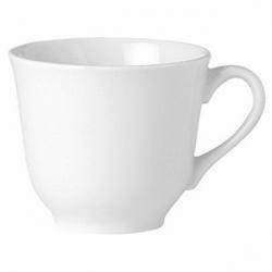 Чашка чайн. «Симплисити вайт» 200мл фарфор