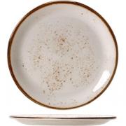 Тарелка мелкая «Крафт»