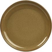 Тарелка мелкая «Терра Браун»