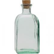 Бутылка с пробкой стекло; 250мл