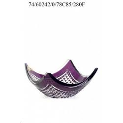 Салатник фиолетовый 280
