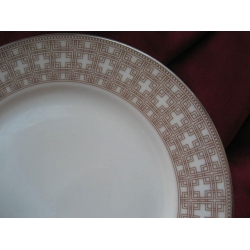 Набор тарелок «Беж» на 6 персон 18 предметов