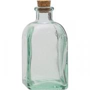 Бутылка с пробкой стекло; 100мл