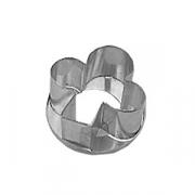 Резак «Треф»; сталь нерж.; D=5см