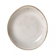 Салатник «Крафт», фарфор, 670мл, L=28,B=24см, белый