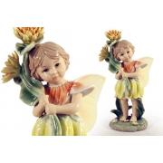 Статуэтка «Девочка - фея» (в жёлтом)