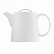 Чайник «Эмбасси вайт», фарфор, 400мл