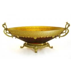 Декоративная ваза для фруктов 54х16х22 см «Шенансо»