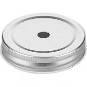 Крышка с отверстием для кружки 1100666,67,69,70 «Банка» металл
