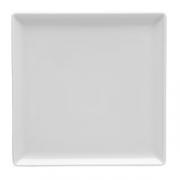Тарелка квадратная «Анкара» L=17, B=17см; белый