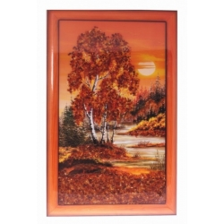 Картина «Осенний закат»